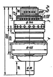Генераторная лампа ГИ-35А